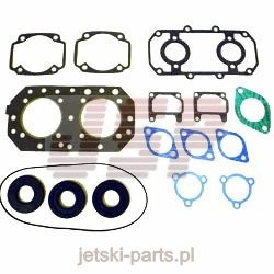 Complete gasket kit with seals Kawasaki 400sx 611101