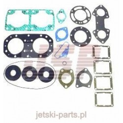 Complete gasket kit with seals Kawasaki 650 611104
