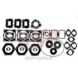 Complete gasket kit with seals Kawasaki 1200 611411