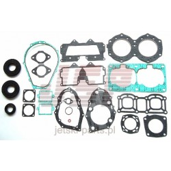 Complete gasket kit with seals Yamaha 611119